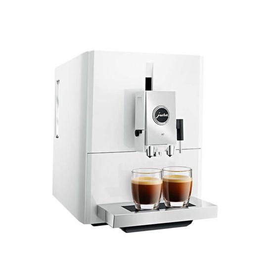 Kávovar Jura Impressa A7 White