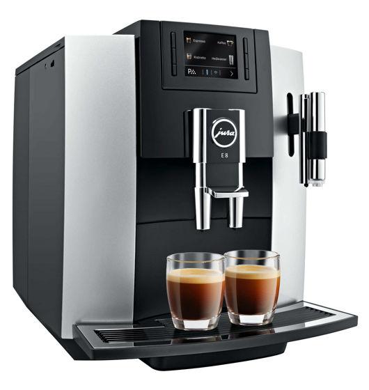 Kávovar Jura Impressa E8 Platin