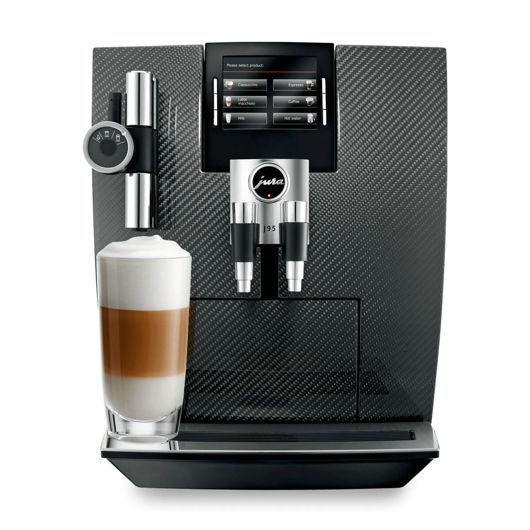 Kávovar Jura Impressa J95 Carbon