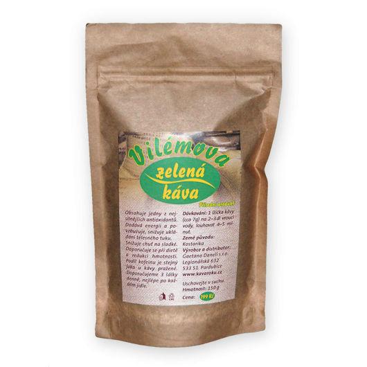 Vilémova zelená káva - 150g