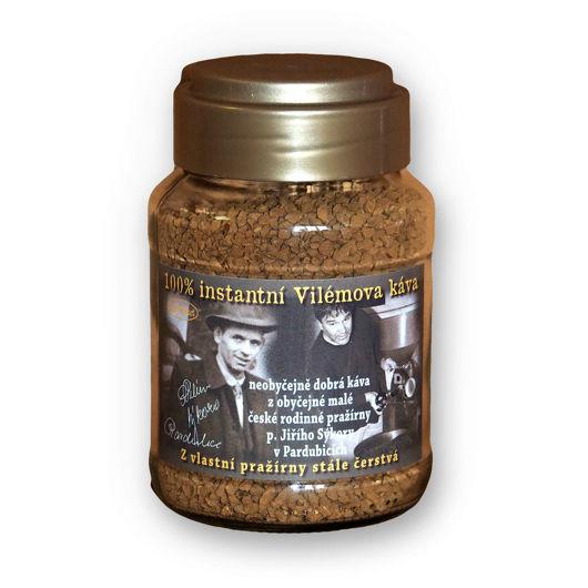 Vilémova instantní káva 100g