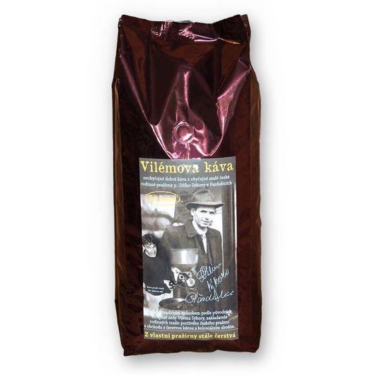 Vilémova káva 1000g - mletá