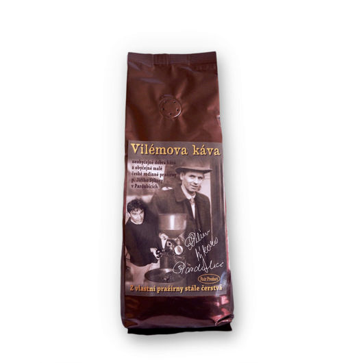 Vilémova káva 500g - mletá