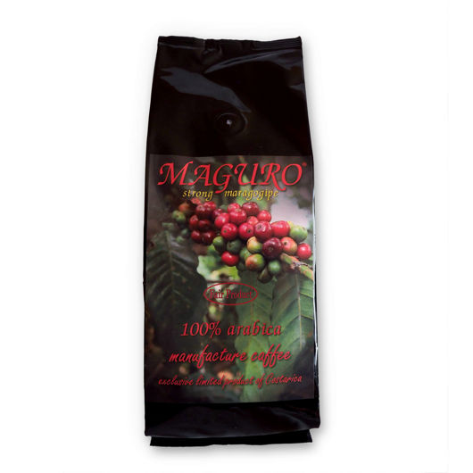 Mletá káva Maguro strong maragogipe 1000g