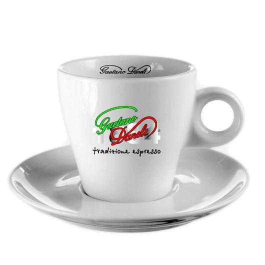 Gaetano Daneli Espresso Hrníček ke kávě