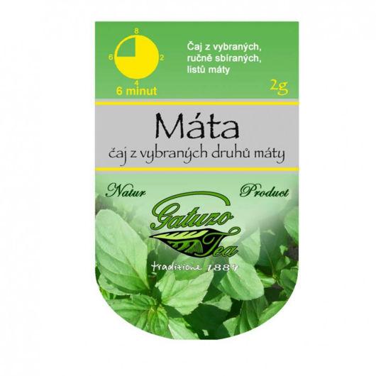 Gatuzo čaj -  Máta
