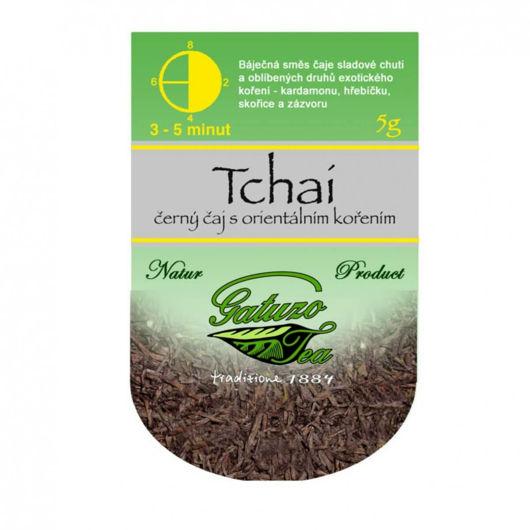 Gatuzo čaj - Tchai