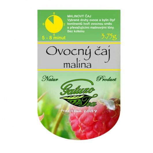 Gatuzo čaj - Ovocný čaj malina