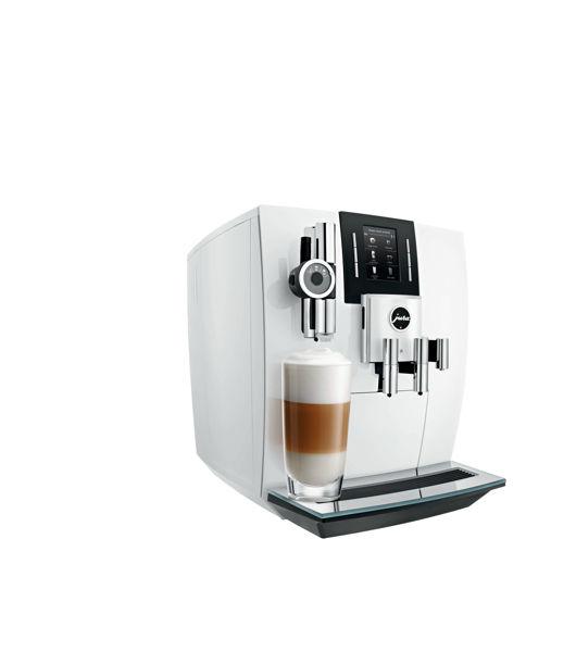 Kávovar Jura J6 White