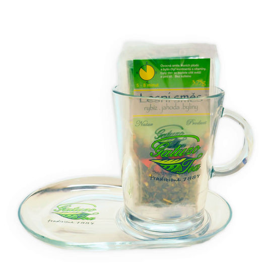 Gatuzo - dárkové balení (Hrnek + čaje)
