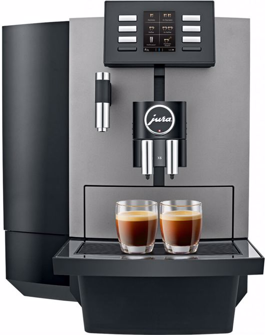 Kávovar Jura X6