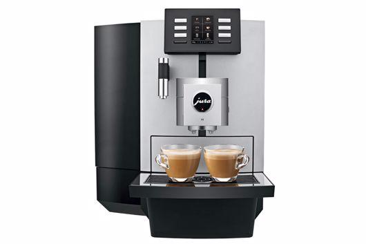 Kávovar Jura X8 Platin